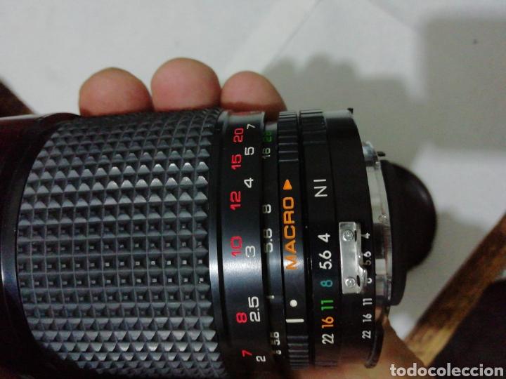 Cámara de fotos: Objetivo samyang Canon 28/200 - Foto 6 - 167599110