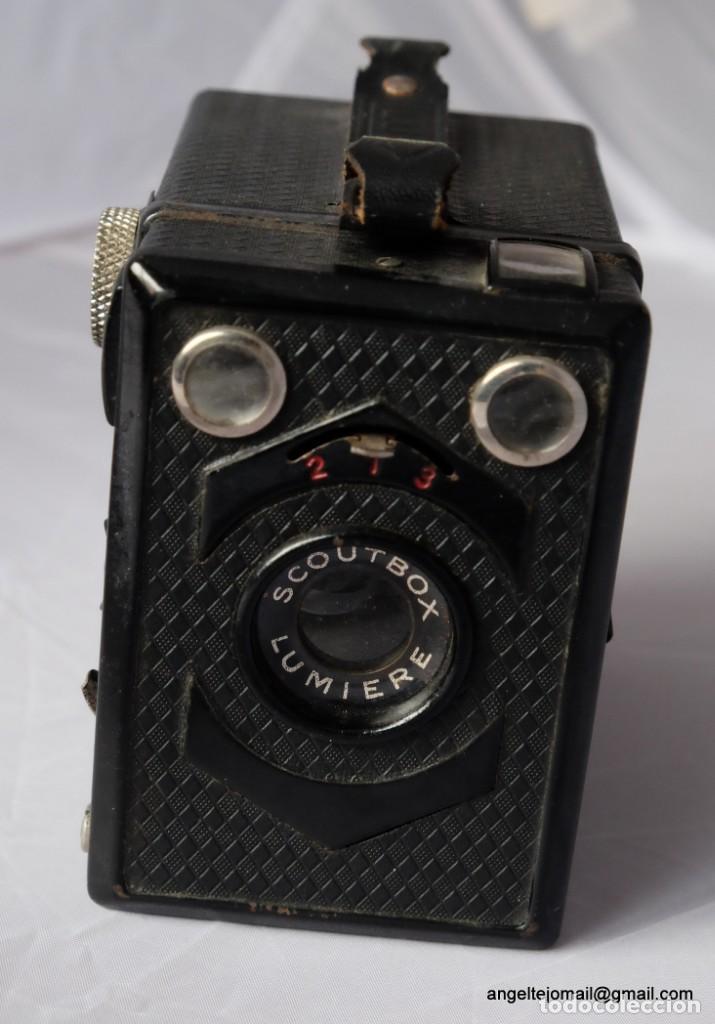 Cámara de fotos: Scoutbox Lumiére. - Foto 2 - 168577316