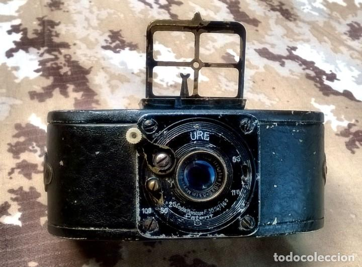 VIEJA Y RARA CÁMARA OTAG AMOURETTE, Nº 004699, 1925 VIENA (Cámaras Fotográficas - Antiguas (hasta 1950))