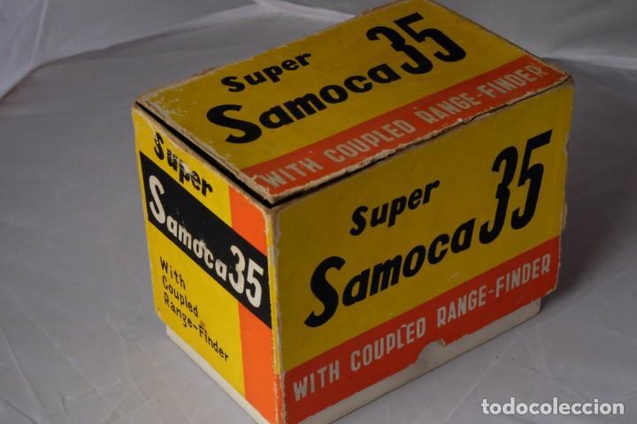 Cámara de fotos: SAMOCA 35, SUPER en caja, Funda cuero. - Foto 3 - 168699776