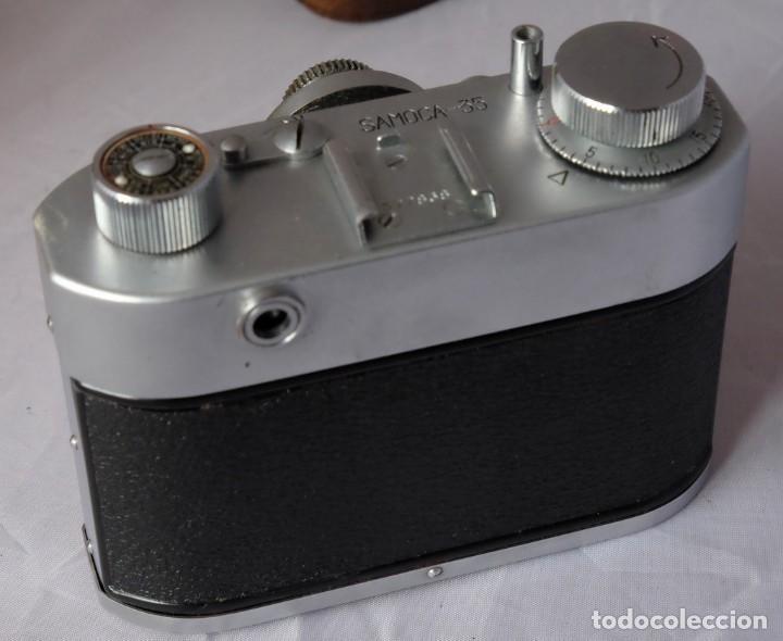 Cámara de fotos: SAMOCA 35, SUPER en caja, Funda cuero. - Foto 9 - 168699776