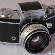 Cámara de fotos: EXAKTA VAREX VX IMPECABLE, CON 50 CARL ZEISS PANCOLAR. Lote 168700272