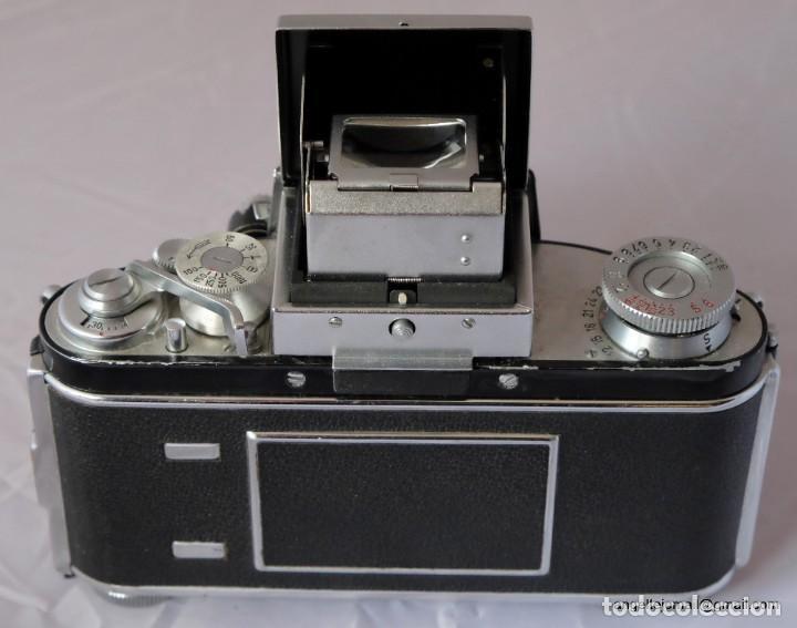 Cámara de fotos: Exakta Varex VX impecable, con 50 Carl Zeiss Pancolar - Foto 7 - 168700272