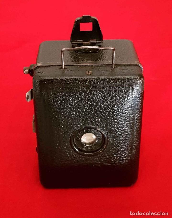 CAMARA ZEISS IKON BABY BOX (Cámaras Fotográficas - Antiguas (hasta 1950))
