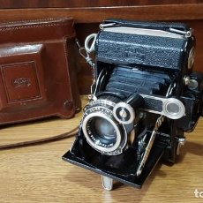 Cámara de fotos: ZEISS IKON SUPER IKONTA MODELO A, 1935. Lote 168759280