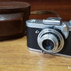 Cámara de fotos: ZEISS IKON TENAX, 1948. Lote 168759864