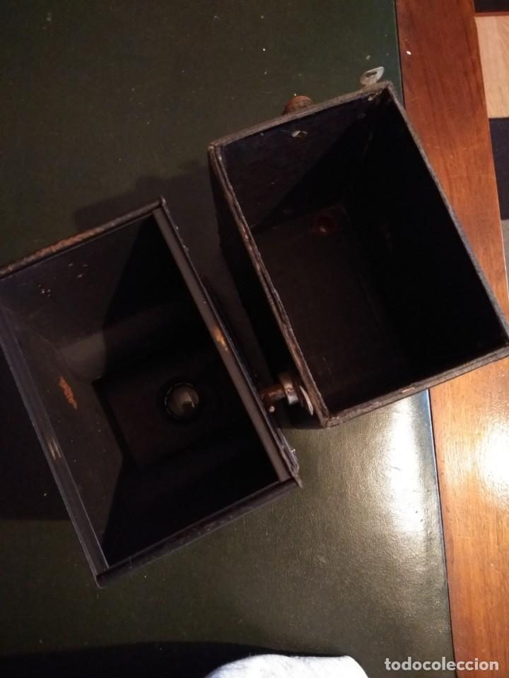 Cámara de fotos: Camara Brownie nº 2 A Modelo B de Eastman-Kodak de 1909 - Foto 10 - 168815552