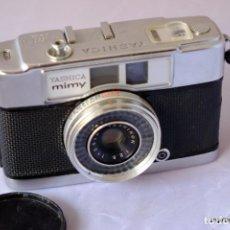 Cámara de fotos: YASHICA MIMY CAMERA YASHINON 1:2 .8 F = 28 CM. Lote 169117644