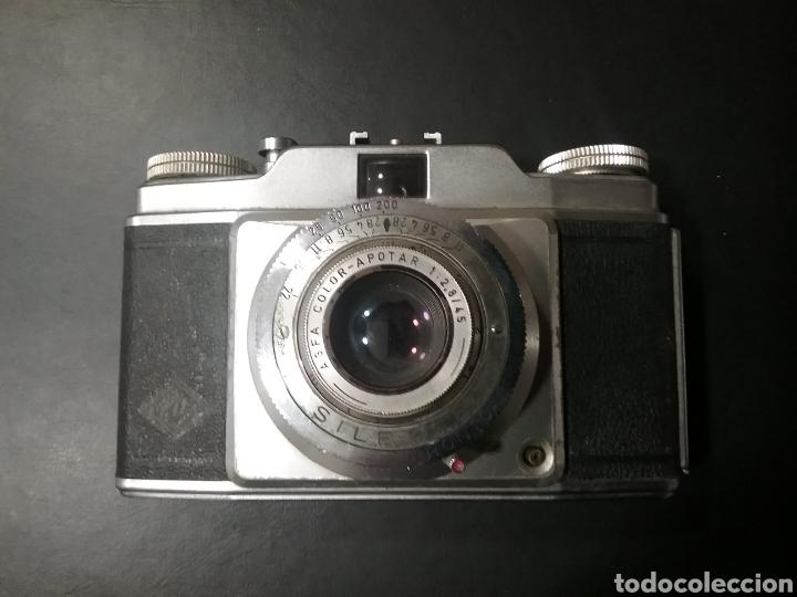 CÁMARA AGFA SILETTE (Cámaras Fotográficas - Antiguas (hasta 1950))