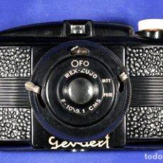 Cámara de fotos: GEVAERT OTO REX LUJO. Lote 169615164