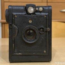 Cámara de fotos: LUMIERE SCOUTBOX DE 1939 CON DISPARADOR AUTOMATICO. Lote 170486244
