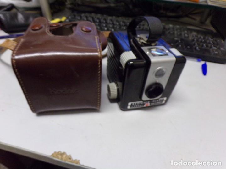 Cámara de fotos: camara fotografica kodak brownie flash - Foto 5 - 171340465