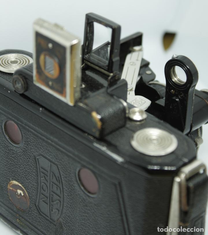 Cámara de fotos: Zeiss Super Ikonta de hacia 1935 - Foto 7 - 146884134