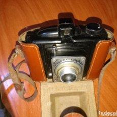 Cámara de fotos: CÁMARA. SUPER CAPTA CON FUNDA.. Lote 172673290