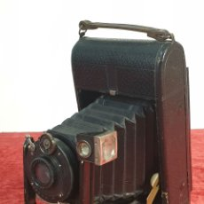 Appareil photos: CÁMARA FOTOGRAFICA MURER. OBTURADOR RECTILINEAR RAPIDE. ITALIA. CIRCA 1930. . Lote 172812933