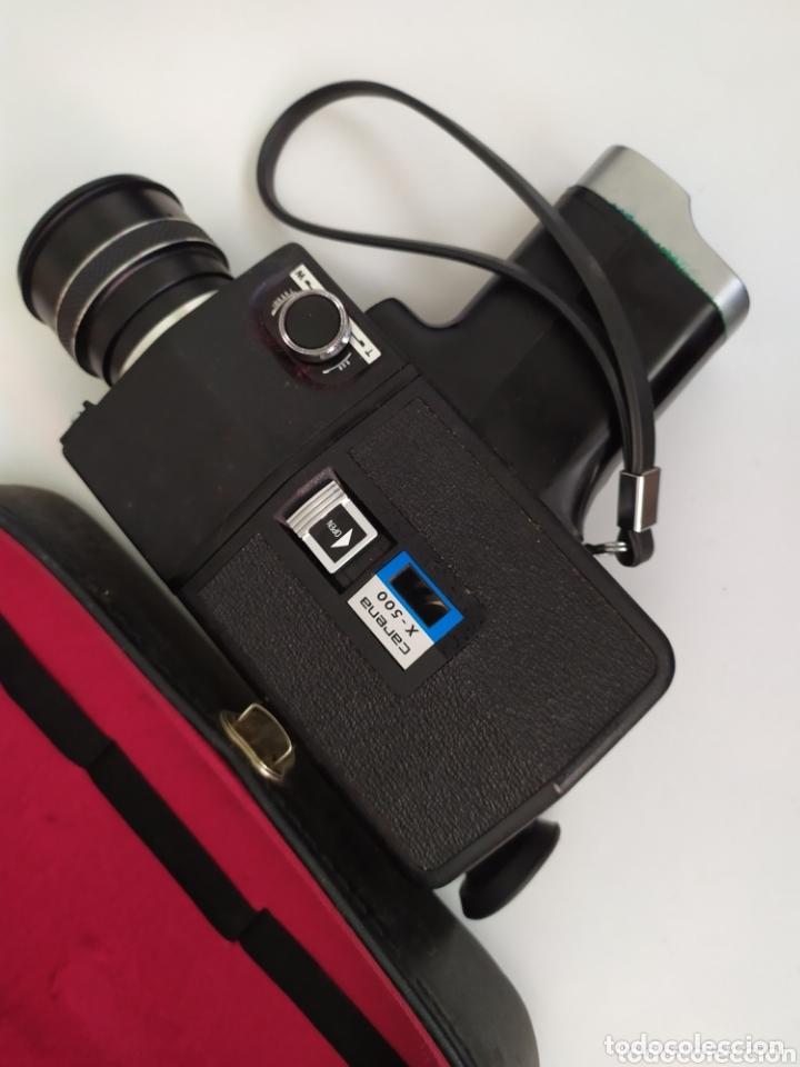 Cámara de fotos: Super 8 carena x-500 - Foto 6 - 173394432