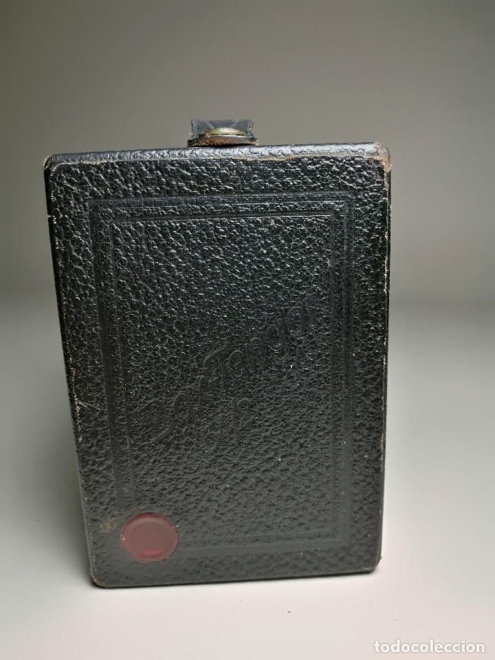 Cámara de fotos: ZEISS IKON BOX TENGOR 54/2------AÑOS 1928/34, ALEMANIA,CARRETE DE 120MM - Foto 7 - 173683397