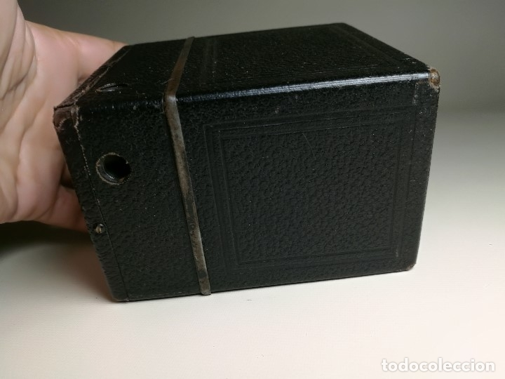 Cámara de fotos: ZEISS IKON BOX TENGOR 54/2------AÑOS 1928/34, ALEMANIA,CARRETE DE 120MM - Foto 10 - 173683397