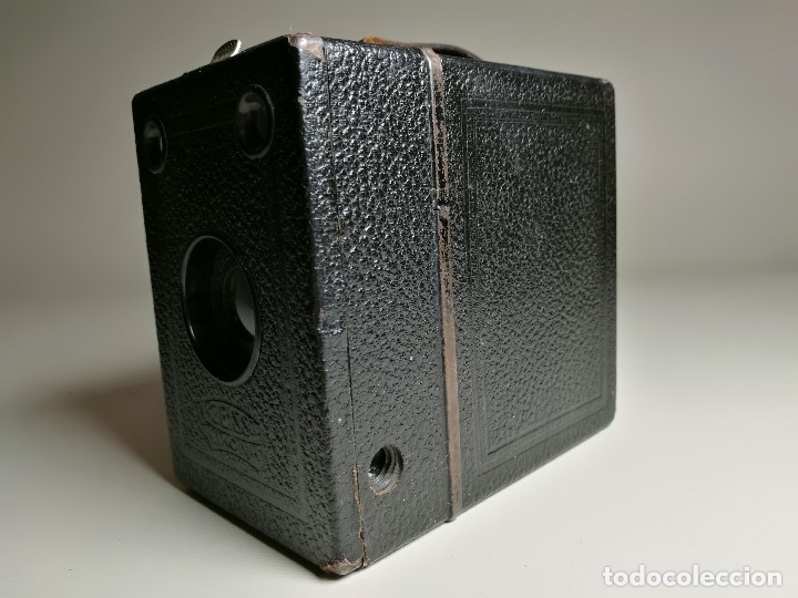 Cámara de fotos: ZEISS IKON BOX TENGOR 54/2------AÑOS 1928/34, ALEMANIA,CARRETE DE 120MM - Foto 11 - 173683397