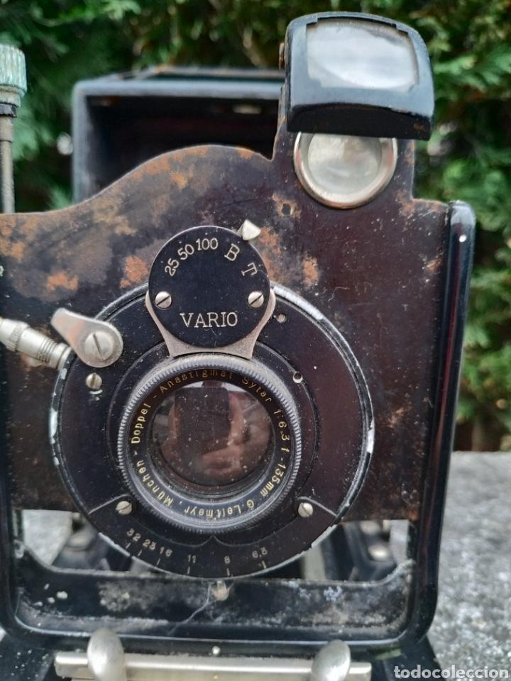 Cámara de fotos: Camara de fotos antigua Vario - Foto 8 - 175147725