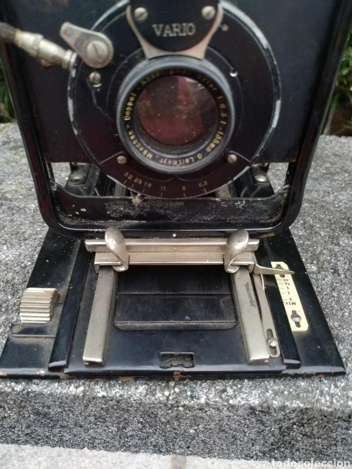 Cámara de fotos: Camara de fotos antigua Vario - Foto 10 - 175147725
