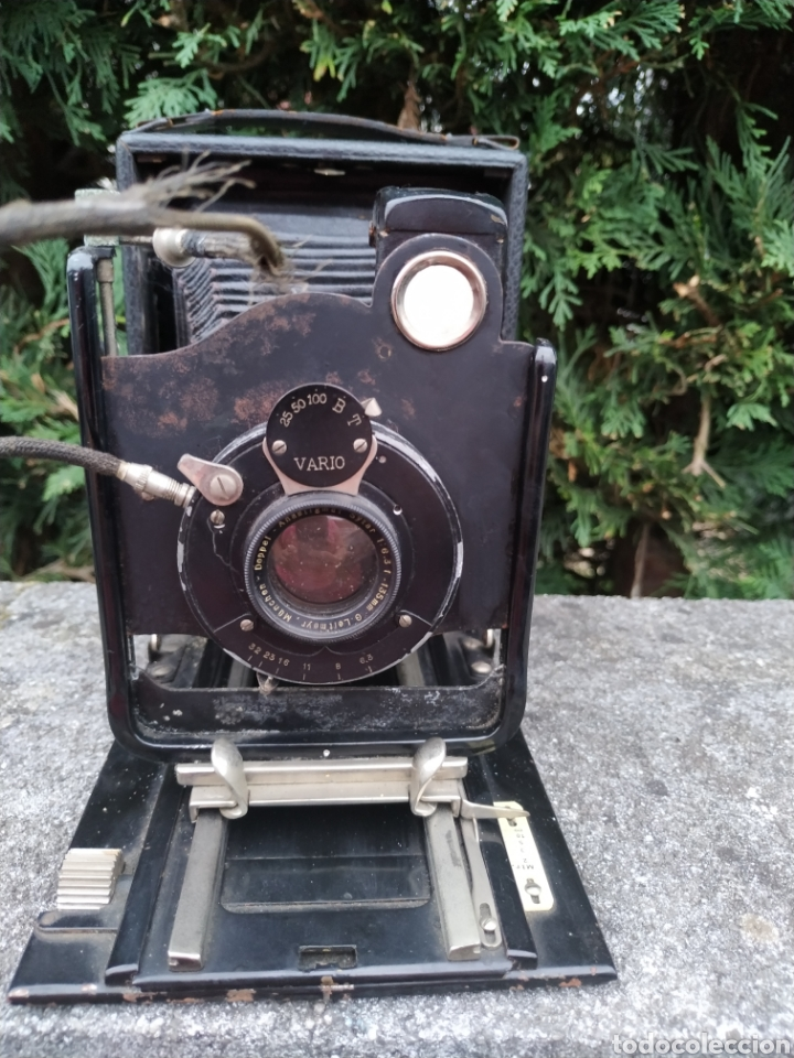 Cámara de fotos: Camara de fotos antigua Vario - Foto 12 - 175147725