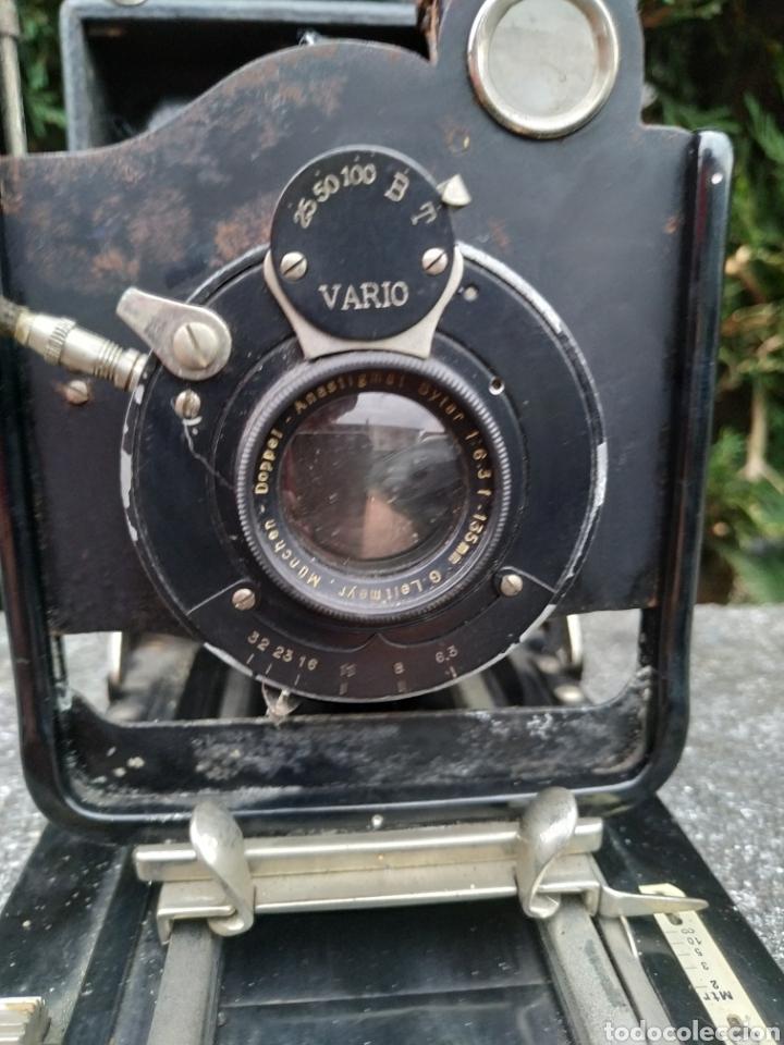 Cámara de fotos: Camara de fotos antigua Vario - Foto 13 - 175147725