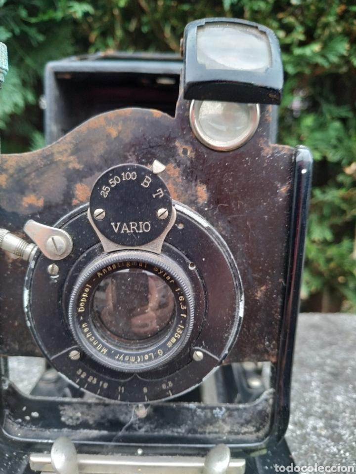 Cámara de fotos: Camara de fotos antigua Vario - Foto 19 - 175147725