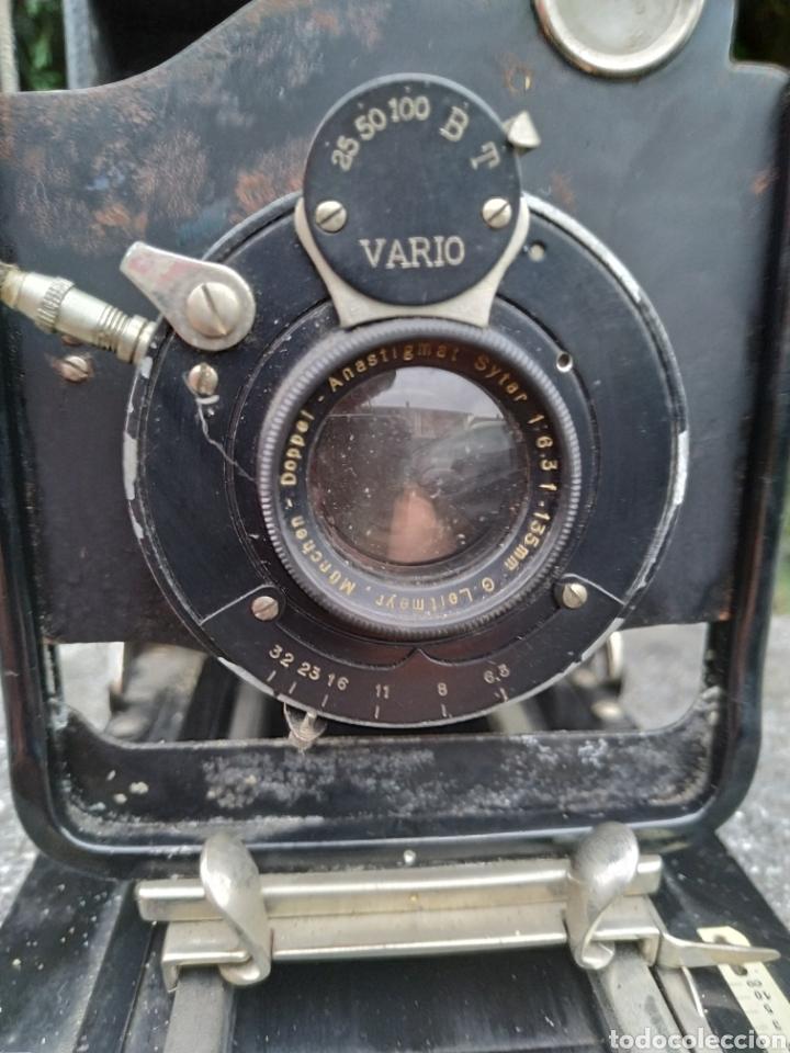 Cámara de fotos: Camara de fotos antigua Vario - Foto 25 - 175147725