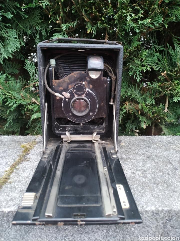 Cámara de fotos: Camara de fotos antigua Vario - Foto 29 - 175147725