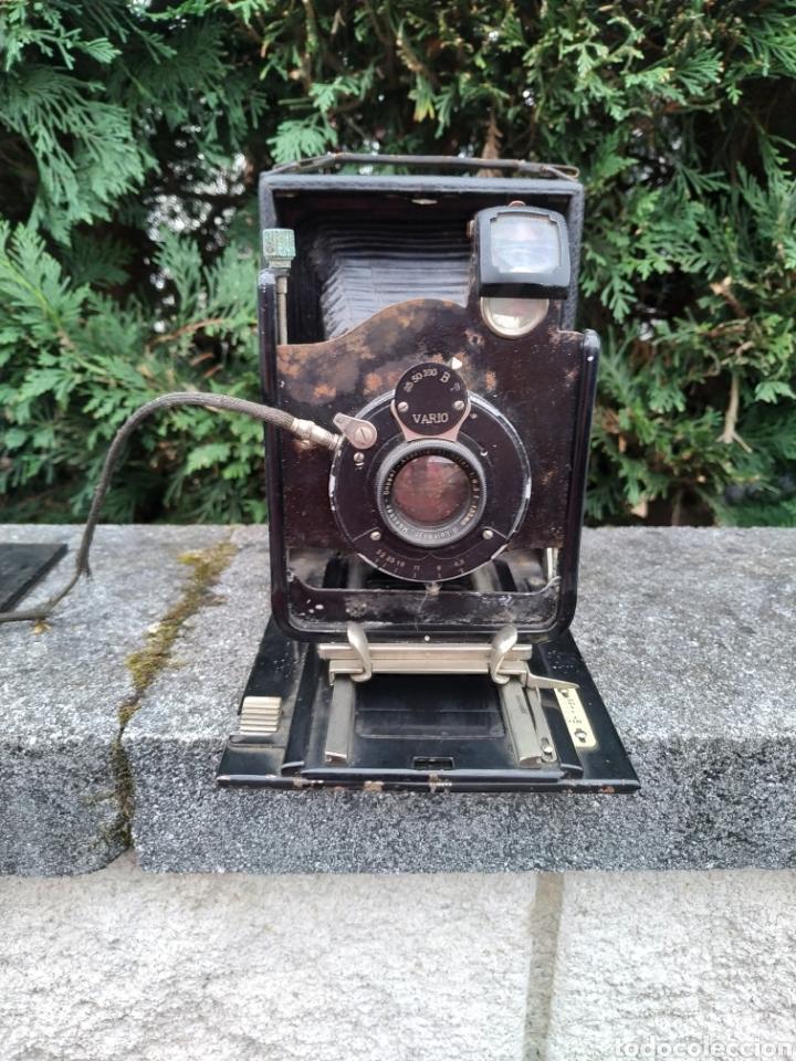 Cámara de fotos: Camara de fotos antigua Vario - Foto 31 - 175147725