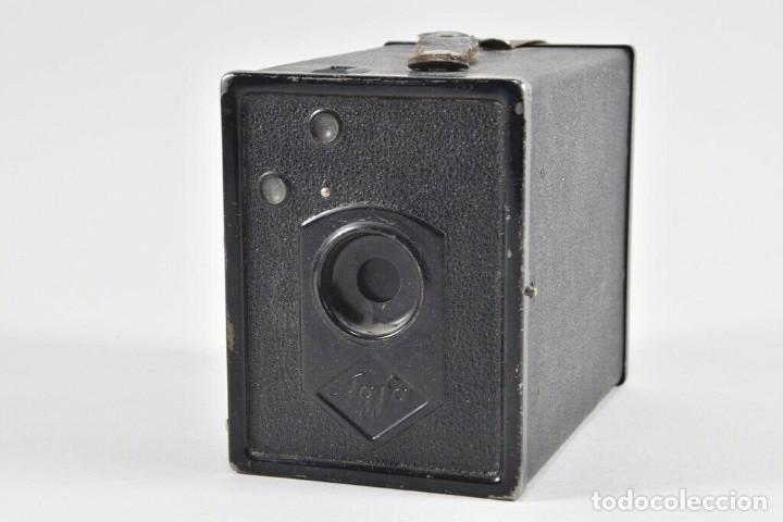 CAMARA AGFA ANTIGUA (Cámaras Fotográficas - Antiguas (hasta 1950))