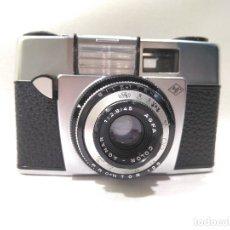 Cámara de fotos: CAMARA AGFA COLOR AGNAR 1:2.8/45. FUNDA ORIGINAL. . Lote 175399604