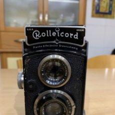 Cámara de fotos: ROLLEICORD IA. Lote 175646322