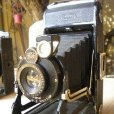 Cámara de fotos: CAMARA DE FUELLE ZEISS DERVAL 20X10 CMS.. Lote 175897505