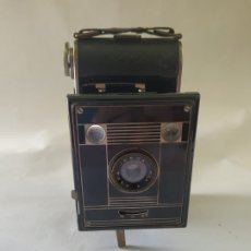 Cámara de fotos: CÁMARA AGFA BILLY CLACK 51. ART DECO. 1936. FUNCIONA. Lote 176260818