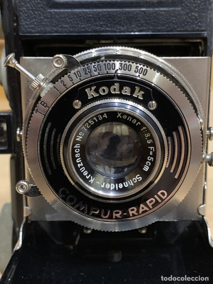 Cámara de fotos: KODAK RETINA TYPE 118 - Foto 2 - 176764859