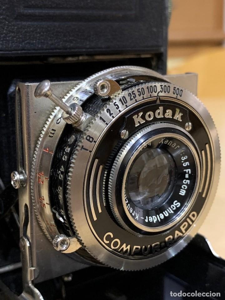 Cámara de fotos: KODAK RETINA TYPE 118 - Foto 6 - 176764859