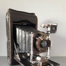 Cámara de fotos: MAGNIFICA KODAK FOLDING POCKET Nº 3, MODELO G.. Lote 176836844
