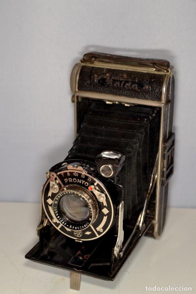 CÁMARA BALDA - REF. 1672/1 (Cámaras Fotográficas - Antiguas (hasta 1950))