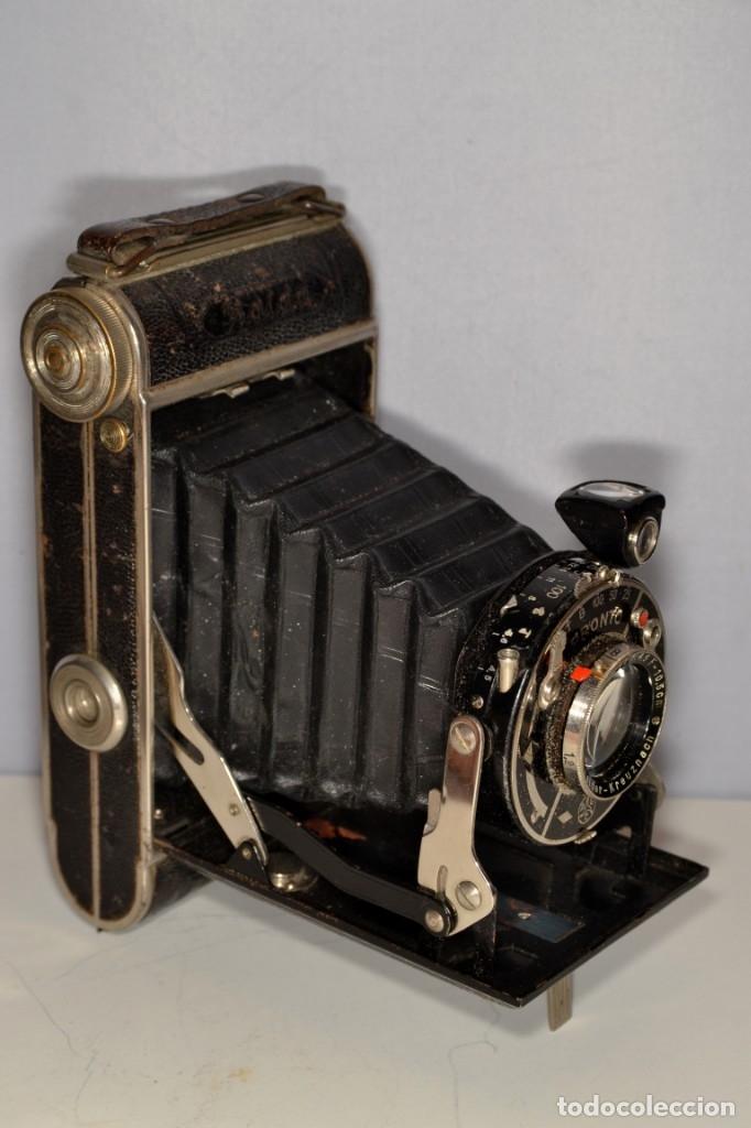 Cámara de fotos: Cámara Balda - Ref. 1672/1 - Foto 5 - 177108655