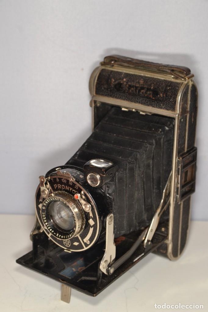 Cámara de fotos: Cámara Balda - Ref. 1672/1 - Foto 10 - 177108655