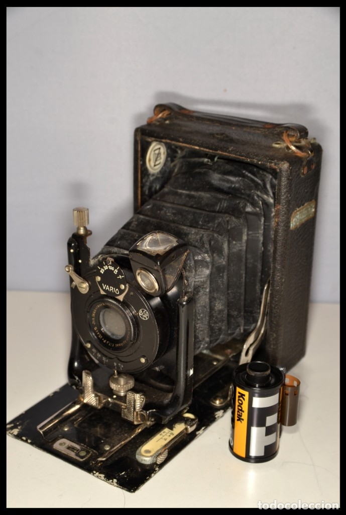 CÁMARA FECA - REF. 1678/9 (Cámaras Fotográficas - Antiguas (hasta 1950))