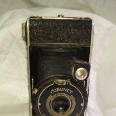 Cámara de fotos: CORONET DE FUELLE.. Lote 178164381
