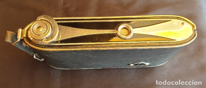 Cámara de fotos: Cámara de fuelle Agfa Mod. Billy Record, con su funda de piel - Foto 6 - 178858943