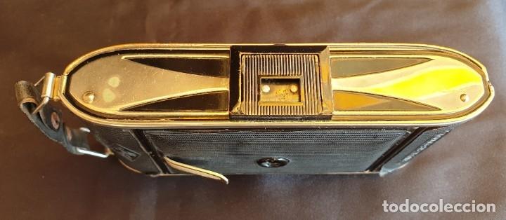 Cámara de fotos: Cámara de fuelle Agfa Mod. Billy Record, con su funda de piel - Foto 7 - 178858943