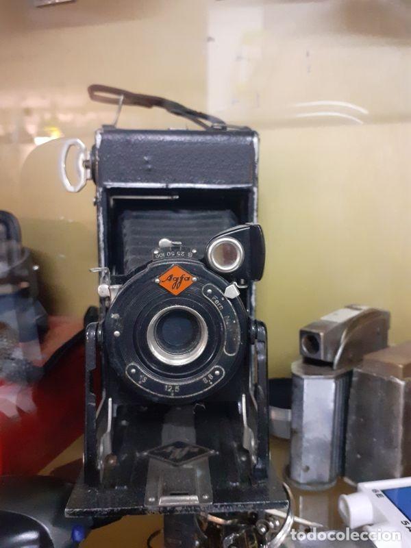 CÁMARA DE FOTOS DE FUELLE AGFA - VINTAGE (Cámaras Fotográficas - Antiguas (hasta 1950))