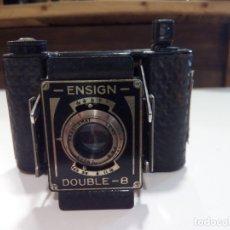 Cámara de fotos: CÁMARA DE FOTOS ENSIGN DOUBLE-8. Lote 179171197