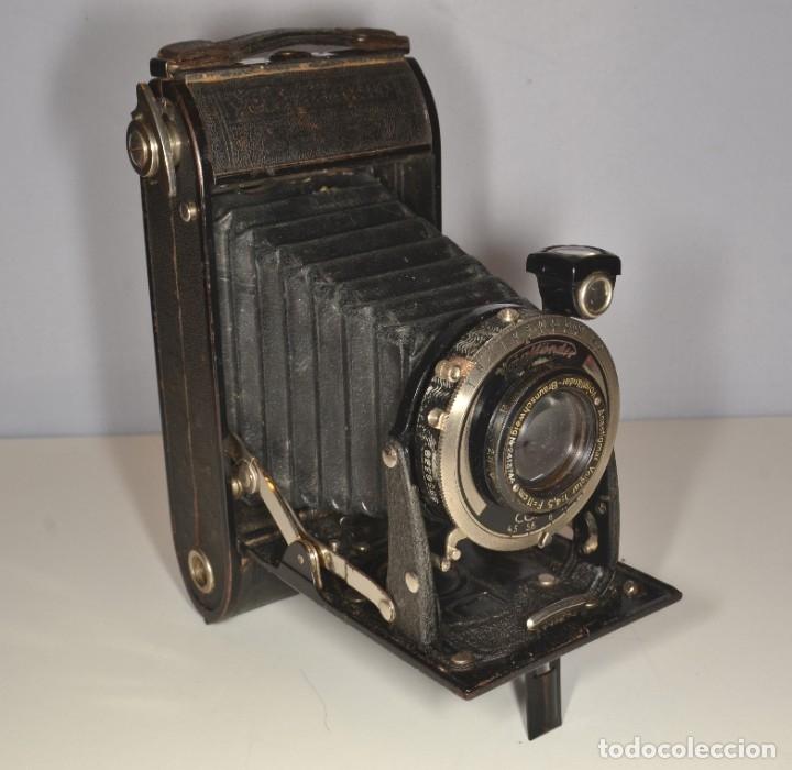 CÁMARA VOIGTLANDER BESSA - REF. 1672/3 (Cámaras Fotográficas - Antiguas (hasta 1950))