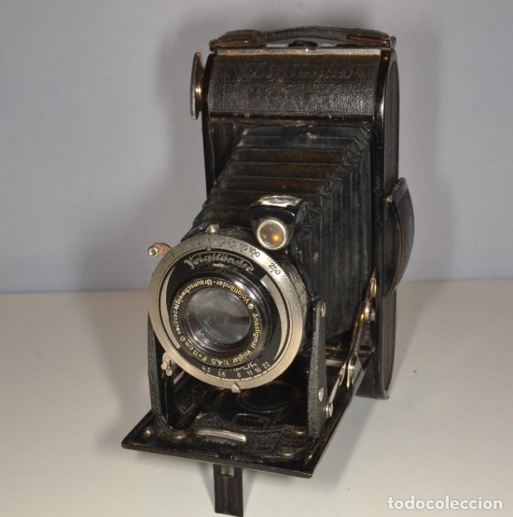 Cámara de fotos: Cámara Voigtlander Bessa - Ref. 1672/3 - Foto 9 - 180051453